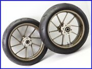 20032007 Gsx1300r Hayabusa type-r Aluminum Forged Wheel Front And Rear Set