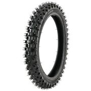 14 Tire And Tube 60/100-14 Mx32 Mid Soft Front Motocross Dirt Bike Tires