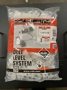 Rubi Tools-02842r Delta Leveling System Clip 1/16in. B-400