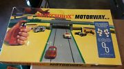 Matchbox Motorway No. 12 Lesney 1967 No Cars, Really Nice Box As Is