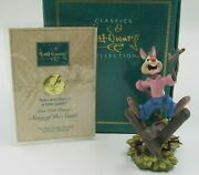 Wdcc Born And Bred In A Briar Patch From Disneyand039s Song Of The South In Box Coa