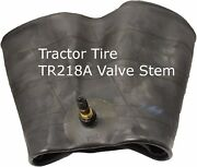1 New Radial Inner Tube 11.2 28 12.4 28 Tr218a Tractor Tire Stem 11.2x28