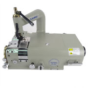 Tk-801d 550w Leather Skiving Sewing Machine With Desk For Shoes Edge Scraping