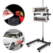 2kw Car Bodywork Repair Paint Dryer With Stand Baking Infrared Paint Curing Lamp