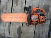 Stihl 015l Chainsaw Arborist Top Handle 015 020 Ms200t Parts Or Project
