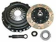 Competition Clutch Flawless Stage 3 Ceramic Sprung Kit For 02-06 Acura K20 K24