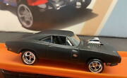 2013 Hot Wheels Retro Fast And Furious And03970 Dodge Charger R/t W Real Riders Loose