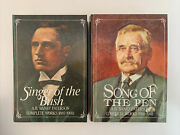 A.b. Banjo Paterson - Singer Of The Bush And Song Of The Pen Hc Books Free Post