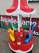 Coin Operated Horse Carousel Kiddie Ride Amusement Ride