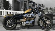 Gallop Motorcycles - Harley Davidson - Sportster - Custom Exhaust - Pipes