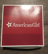 American Girl Felicity's Holiday Gown And Choker. 2010 New In Box Rare.