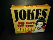 Jokes You Canand039t Tell Your Mother 2014 Daily Desk Calendar Brand New B192