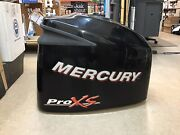 Used Mercury 225hp Pro-xs Cowling Part 100-881288t32andndash 100-8m0123028