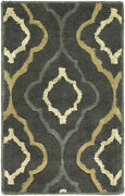 Surya Can-2025 Modern Classics Rectangle Dark Forest 8and039 X 11and039 Area Rug