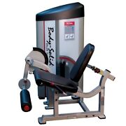 Body-solid Series Ii Leg Extension - S2lex - 235 Lbs Weight Stack