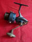 A Very Good Vintage Mitchell Match 410a Spinning Fishing Reel