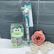 Sanrio Keroppi 2 Rolls With The Holder Limited Edition + Pen
