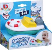 Bburago Motor Boat For The Bath Baby Toy +12 Months