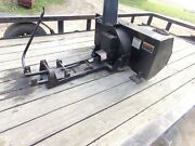 Ford New Holland 2 Stage Snow Blower Gt 75 Gt 85 Gt 95