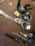 Lot Of Watches All Running Mens 7 And Womens 5