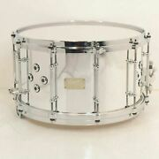 Orange County 14x8 Maple 6ply+6ply Reinforcement Snare Drum Used