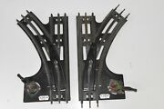 Vintage Pair Of Lionel O27 Manual Switches No.1024 L R Model Train Track