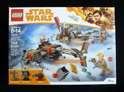 Lego Star Wars Cloud Riders Swoop Bikes 75215 From Han Solo Movie 355 Pcs New