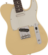 Fender Made In Japan Traditional Ii 60s Telecaster Rosewood / Vintage W