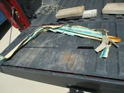 Nos Gm 74-89 Chevy Gmc Pickup Truck Drip Rail Molding Stainless