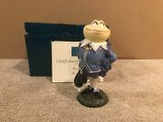Wdcc Mr Toad Blue Boy + Box And Coa