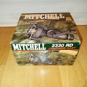 Mitchell 2330 Rd Vintage Fishing Reel New Old Stock Royal Bee Electric Retrieve