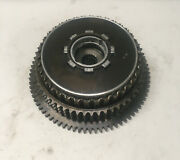 00-09 Buell Blast 500 Complete Clutch Basket Assembly Inner Outer Disks