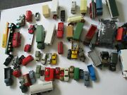 Wiking, Herpa And Others, Over 50 Models/pieces, Hobbyist's Job Lot