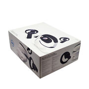 Dell Visor Vrp100 Windows Virtual Reality Mr Ready Headset + Controllers   White