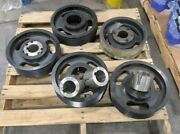 Dodge 3535 Pulley Martin 1320 Pulley And Hub Lot