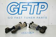 2004 Subaru Wrx Sti Aftermarket Raceland Coilovers Coil Over Set Of 4 Front Rear