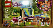 Sealed Lego Friends 41371 Set Miaandrsquos Horse Trailer New Unopened Must See Look