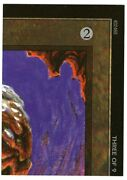 Mtg 1 X Piece Three Of 9 For Chaos Orb Puzzle Oversized