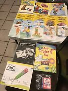 K4 Manuscript Child Kit Plus Art Projects K4 And Readiness Skills And K4 Lesson Plan
