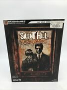 Silent Hill Homecoming Strategy Guide Brady Games Xbox 360 Ps3 W/ Map