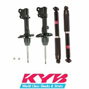 Kyb Excel-g Shocks Front And Rear Suspension Kit Fits Honda Acura Mdx 2007 - 2011