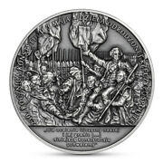 50 Zl - 230th Anniversary Of The Constitution Of 3 May 1791 Silver