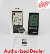 Prgr Black Personal Pocket Golf Launch Monitor Hs-130a New 2021 - Us Version