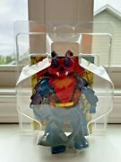 Motu Masters Of The Universe 1984 Mantenna Black Variant Complete Comic And Zolo