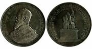 Germany Bavaria Double 2 Taler 1892 Prinz Luitpold Opening Army Monument Rrr