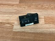 Bmw Oem E39 E38 740 530 540 M5 Front Left Driver Side Seat Switch Control 95_03.