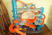 Hot Wheels Ultimate Garage Set - Fully Assembled - Local Pick-up Only - Ct