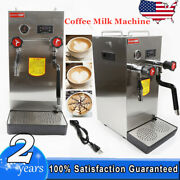 Multi-purpose Milk Frother Full-automatic Steam Boiling Water Frothing Machine
