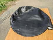 International Scout Ii 1972 Tire Cover Spare Cover Oem Black
