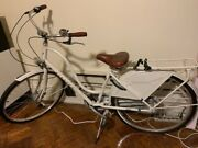 Womenand039s Electra Amsterdam 8i Step Through Dutch Style / Discontinued / Bicycle
